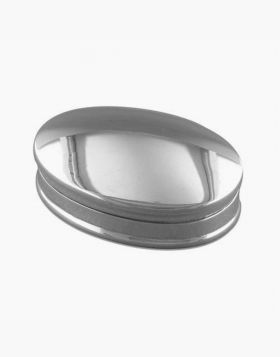 Pill Box Oval design