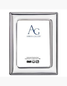 Silver Photo Frame  (AG180)