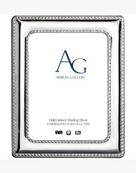 Silver Photo Frame (AG181)