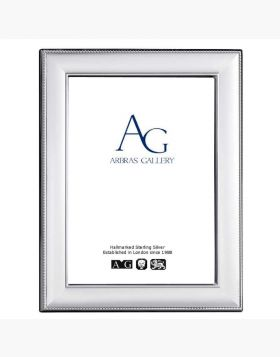 Silver Photo Frame  (AG300)