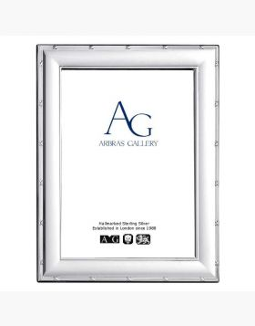 Silver Photo Frame (AG302)