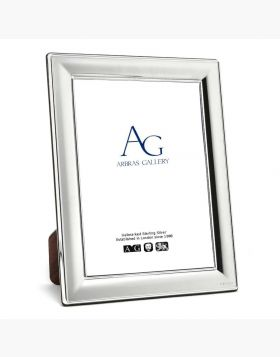 Bevelled Edge Silver Photo Frame  (AG305)