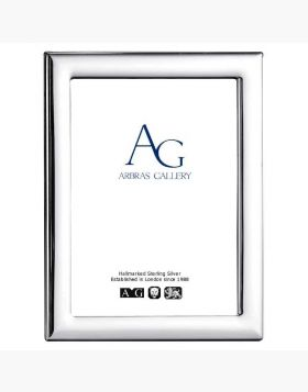 Silver Photo Frame (AG310)