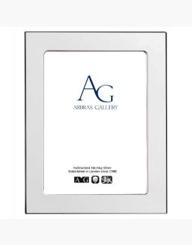 Silver Photo Frame (AG344)