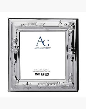 Child's Silver Photo Frame (AG710)