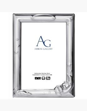 Child's Silver Photo Frame (AG712)