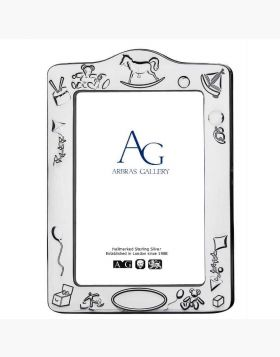 Child's Silver Photo Frame (AG734)